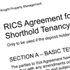 Providing copies of the tenancy agreement
